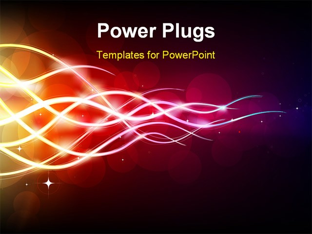 neon powerpoint backgrounds, Powerpoint