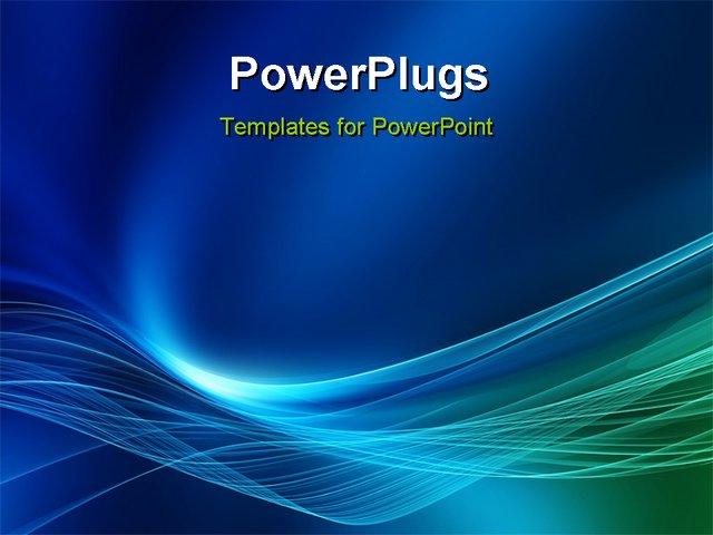 landscape powerpoint template
