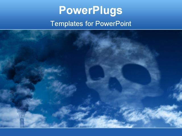 Air powerpoint template air force powerpoint templates black blue car powerpoint template blue death skull harmful wastes air powerpoint template toneelgroepblik Images