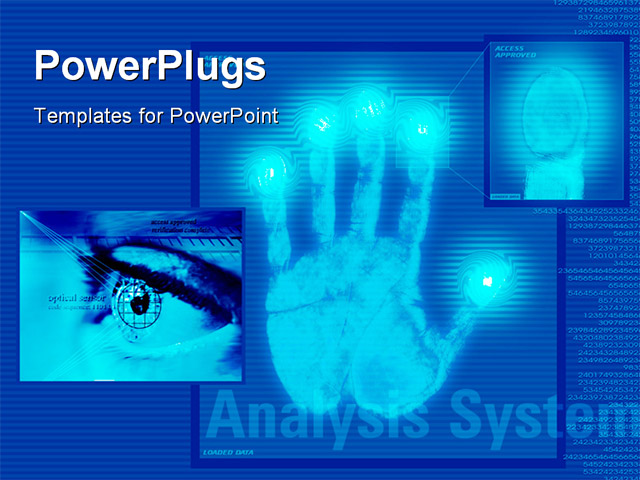 Analysis Powerpoint Templates Free Download Powerpoint Template Analysis
