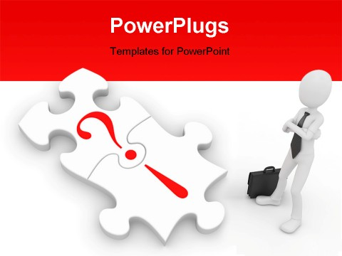 powerpoint template question and answers .