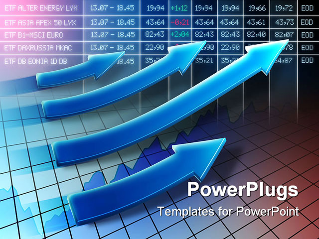 Download free stock market powerpoint template for Stock market ppt templates free download