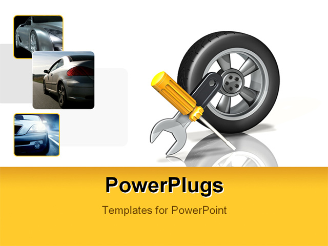 Auto repeat slideshow powerpoint template