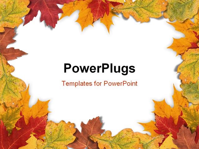 Fall templates etamemibawa fall templates autumn powerpoint toneelgroepblik Choice Image