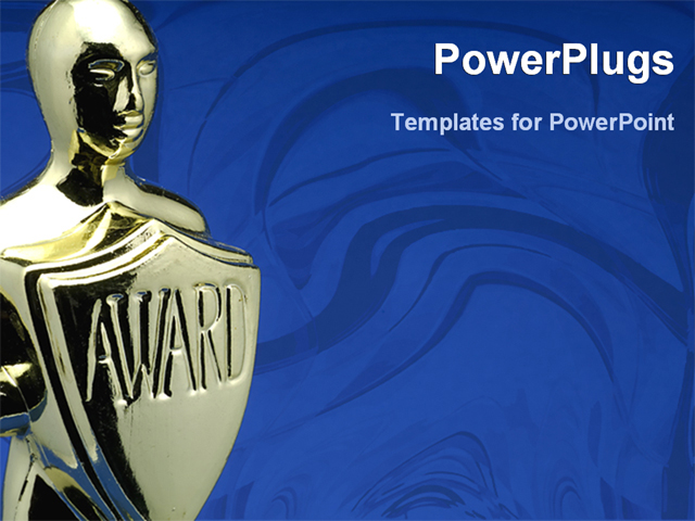 Ppt award template idealstalist ppt award template toneelgroepblik Image collections