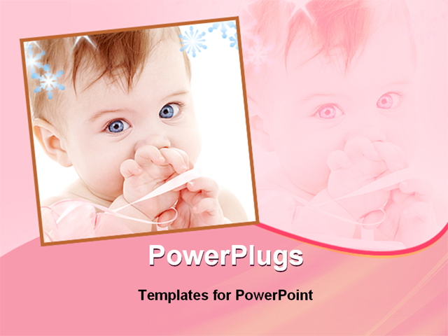 Ppt baby shower invitations powerpoint presentation for Pediatric powerpoint templates free download