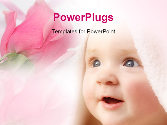 baby background for powerpoint, Powerpoint