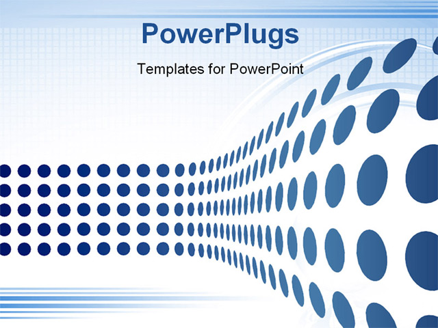 Best Powerpoint Template An Abstract Design Template