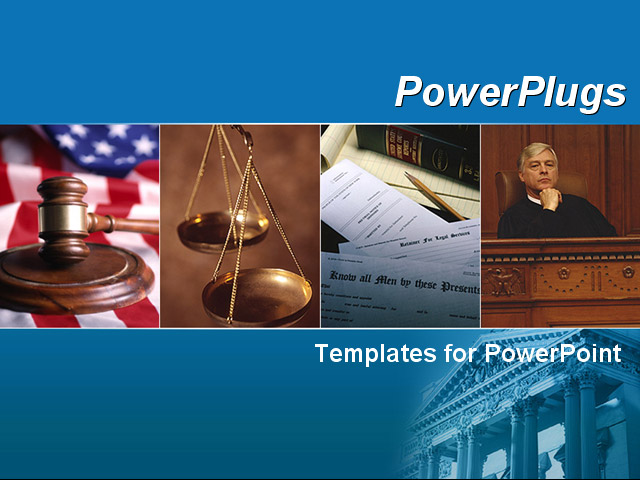court powerpoint templates