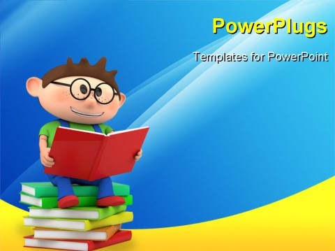 Cartoon PowerPoint Templates and PPT Slides