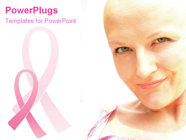 Free breast cancer template for powerpoint presentation