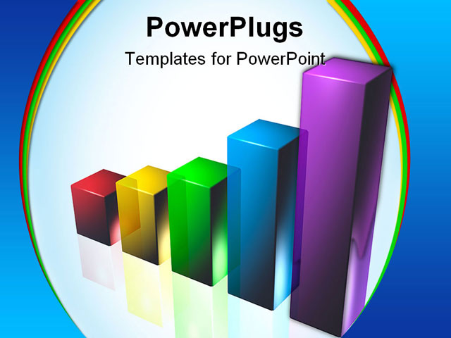 Powerpoint Template Trends Powerpoint Template 3d