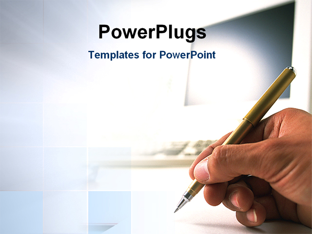 Business Letter Format Powerpoint