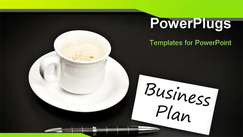 Business Plan For Tea Shop