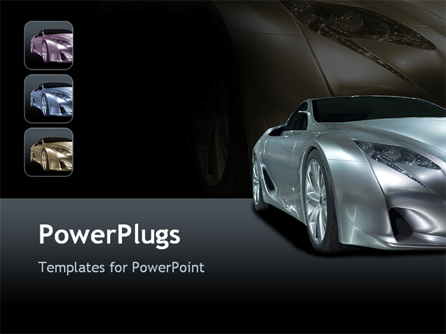 Free Car Powerpoint Templates Mandegarfo