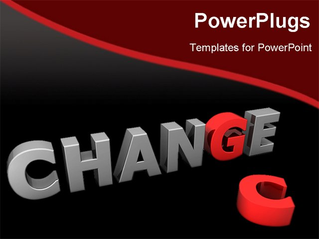 changing powerpoint template change management powerpoint template, Change Template In Powerpoint, Powerpoint templates