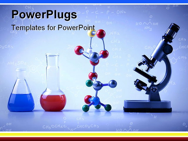 Organic Chemistry PowerPoint Templates and Backgrounds for ...