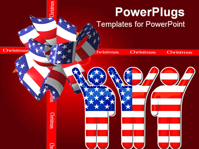 Patriotic Powerpoint Background Powerpoint template