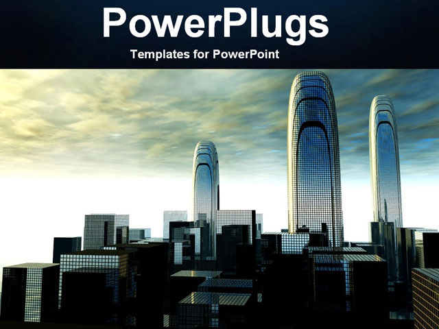 Futuristic architecture ppt architecture powerpoint templates toneelgroepblik Images