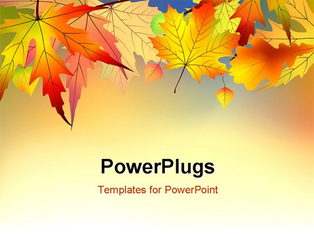 Fall themed powerpoint templates eczalinf fall themed powerpoint templates toneelgroepblik Image collections