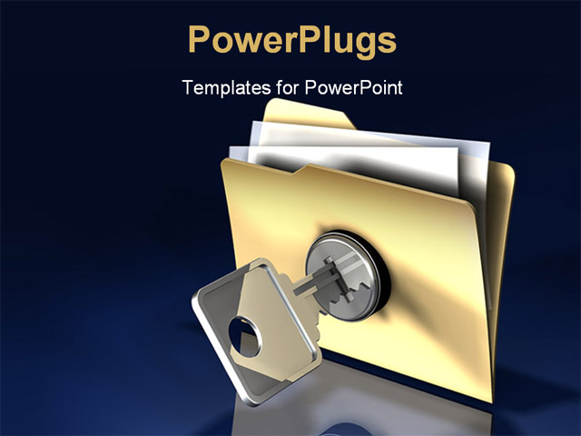 information security powerpoint template image collections, Powerpoint templates