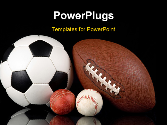 Athletic Powerpoint Templates Images - Reverse Search