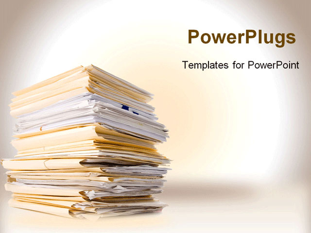 Powerpoint template file 28 images file folder powerpoint powerpoint template file by an image of file stack powerpoint template background of toneelgroepblik Gallery