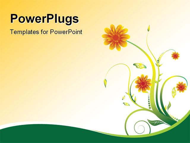 Power Plugs Powerpoint Templates