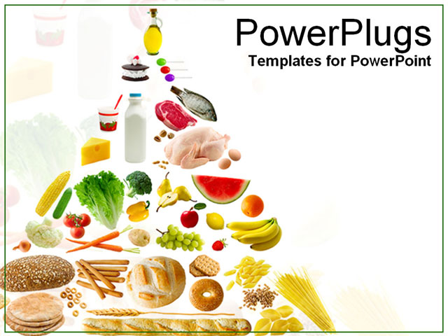 Unique Powerpoint Templates Food Gift Entry Level Resume Templates