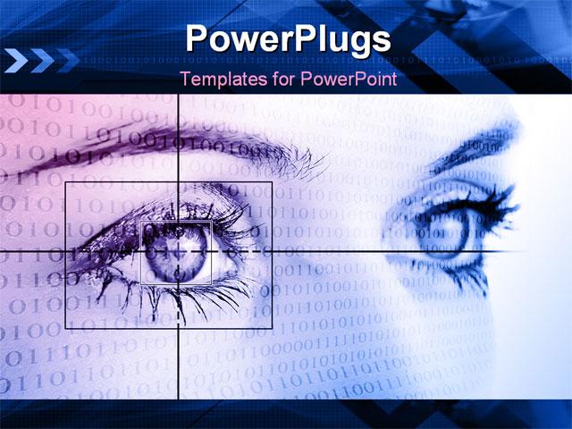 Alfa img showing eye background powerpoint woman eye digital toneelgroepblik Choice Image
