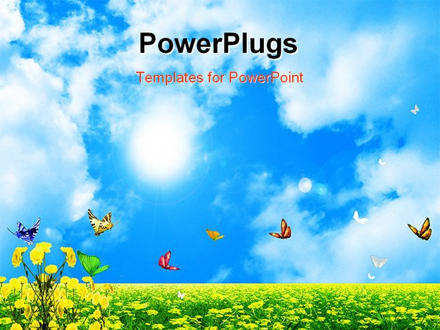 Powerpoint Summer Templates  QuantumgamingCo