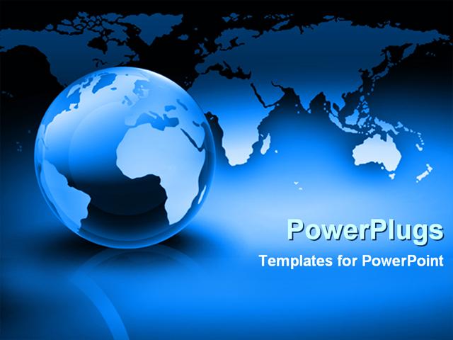 World Template Powerpoint Idealstalist