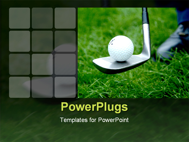 Golf Powerpoint Templates Mandegarfo