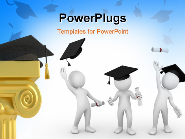 Free graduation ppt templates selol ink free graduation ppt templates toneelgroepblik Images