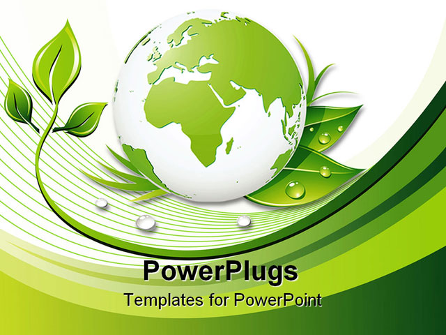 Powerpoint Background Templates Nature Powerpoint Template Nature