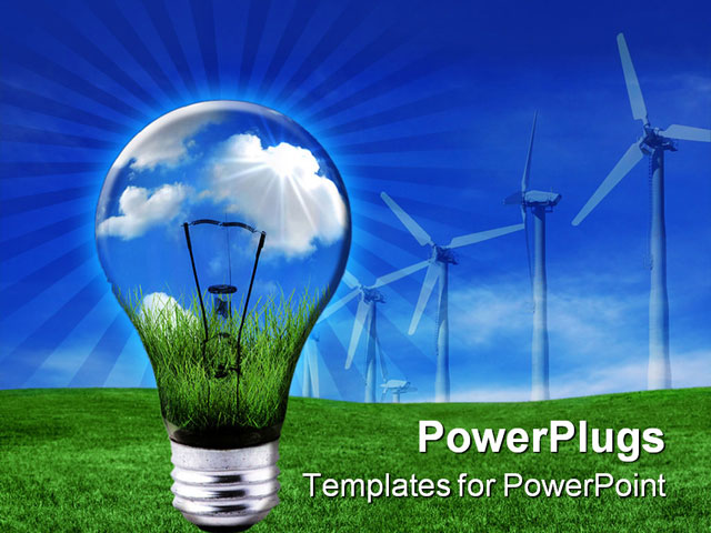 Green energy ppt free download bellacoola powerpoint themes green and blue sh powerpoints templates toneelgroepblik Images