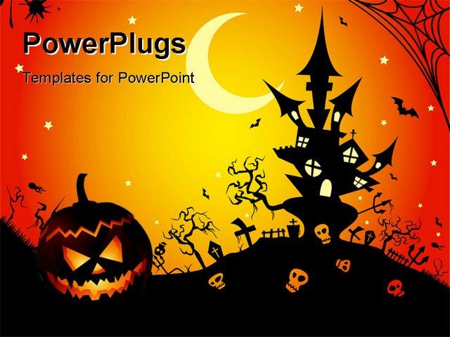 halloween powerpoint templates, Powerpoint