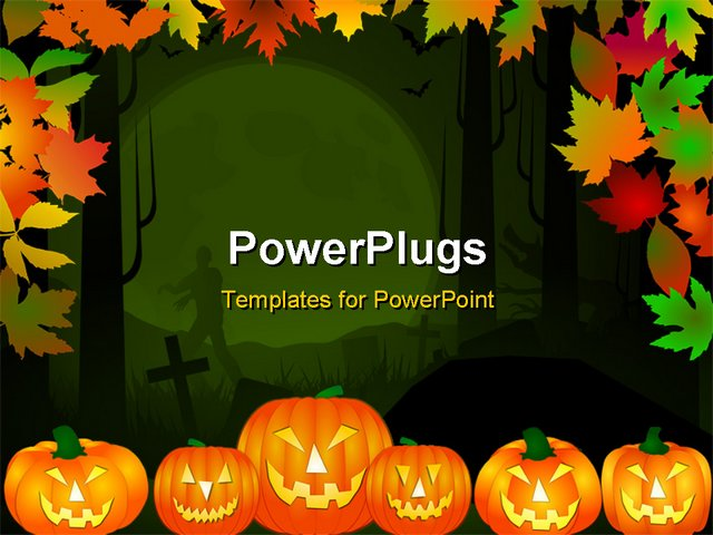 halloween backgrounds for powerpoint, Powerpoint
