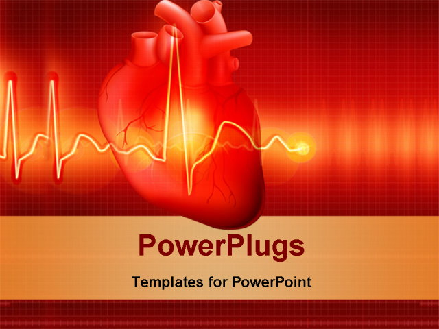 cardiovascular powerpoint template free - heart transplant powerpoint template free car interior
