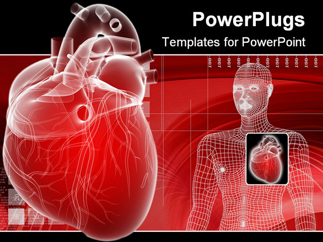 Good Heart Powerpoint Templates Pictures Heart Backgrounds Heart