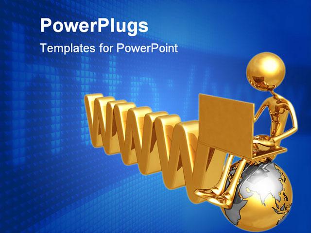 Internet powerpoint presentation