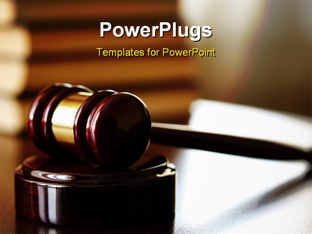 Intellectual Property Rights PowerPoint Templates and