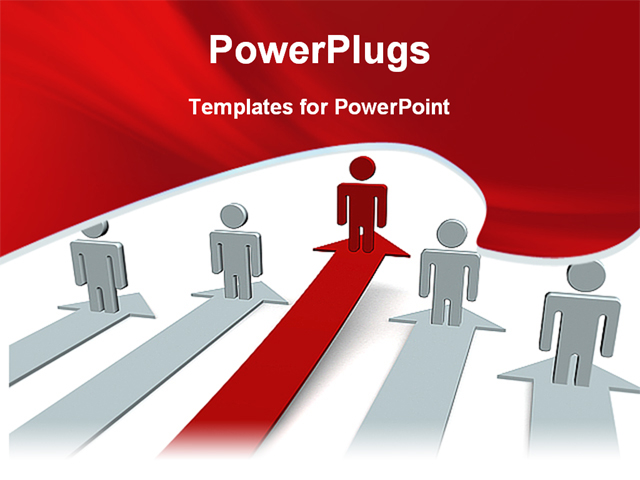 Leadership powerpoint template be the first as leadership concept business powerpoint templates 1 toneelgroepblik Images