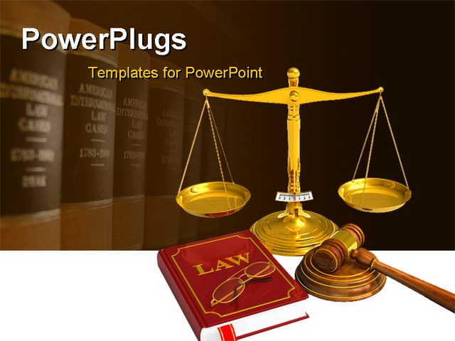 Legal powerpoint templates images legal powerpoint templates powerpoint template golden toneelgroepblik Choice Image