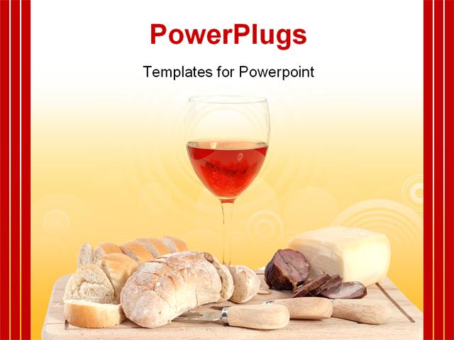 restaurant powerpoint presentation templates .