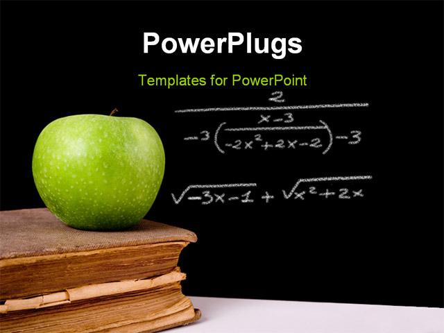 Math PowerPoint Template