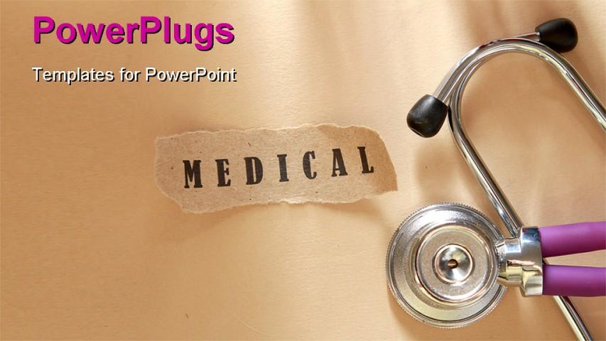 Template Ppt Download Medical Poomse 8 Download