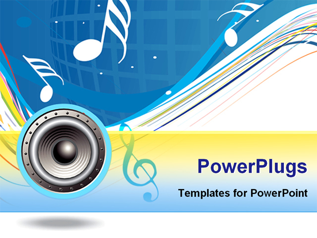 Pictures Of Powerpoint Themes Music Free Download Rock Cafe