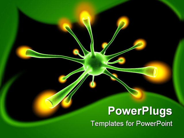 dark green powerpoint background