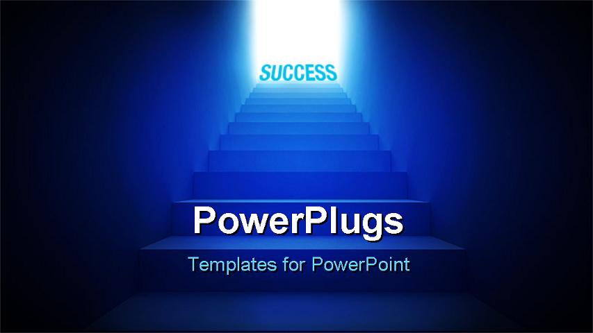 powerpoint template 3d monster - photo #15